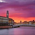 Pisa dall'alto: una startup promuove il turismo con i droni